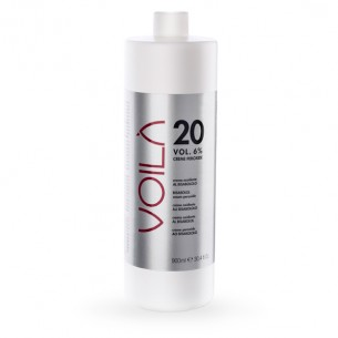 VOILÁ 3C INTENSE Creme-Peroxide 20 VOL. 6%  900 ml