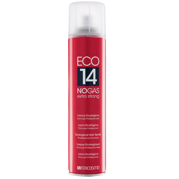 INTERCOSMO ECO 14 NO GAS EXTRA STRONG hajlakk 500 ml