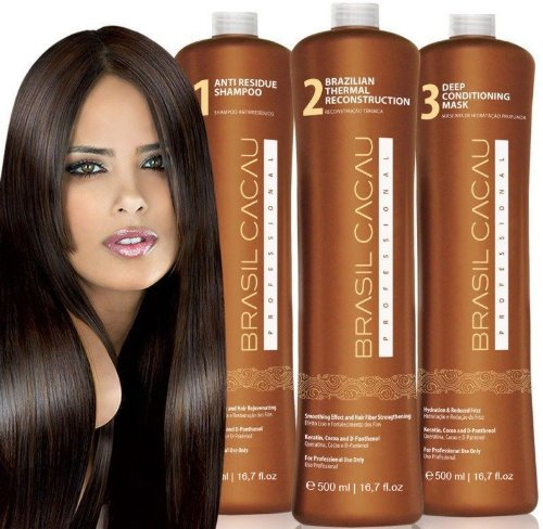 Brazilian ECO Keratin szett 3 X 300 ml