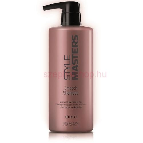 Revlon Professional Style Masters Smooth Shampoo 400 ml