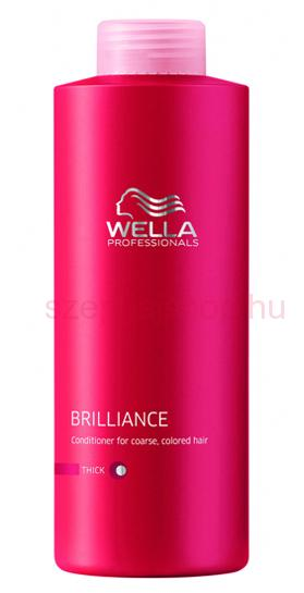 Wella Brilliance Conditioner Coarse 1000 ml
