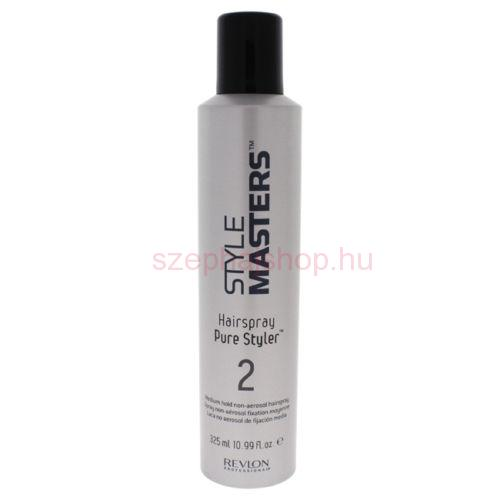 Style Masters Hairspray Pure Styler 2 325 ml