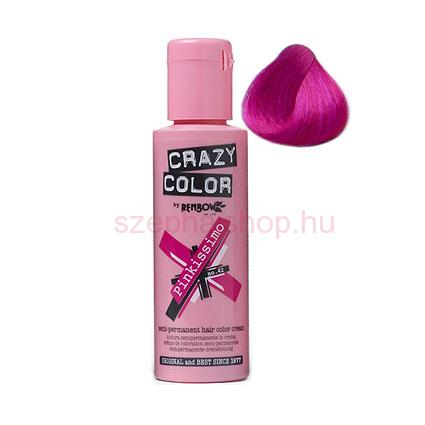 Crazy Color 42 Pinkissimo 100 ml (Pink)