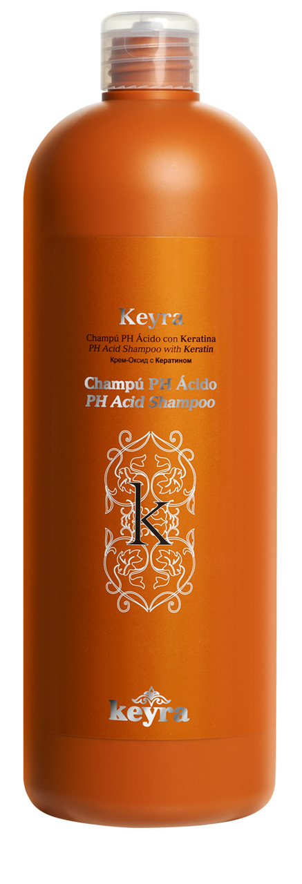 Keyra Ph Acid Keratin Shampoo 1000 ml