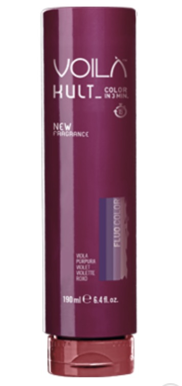 Voilá Color Kult Fluo Violet 190 ml