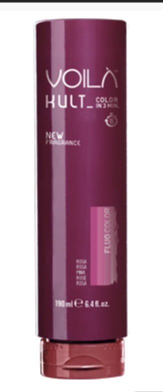 Voilá Color Kult Fluo Pink 190 ml