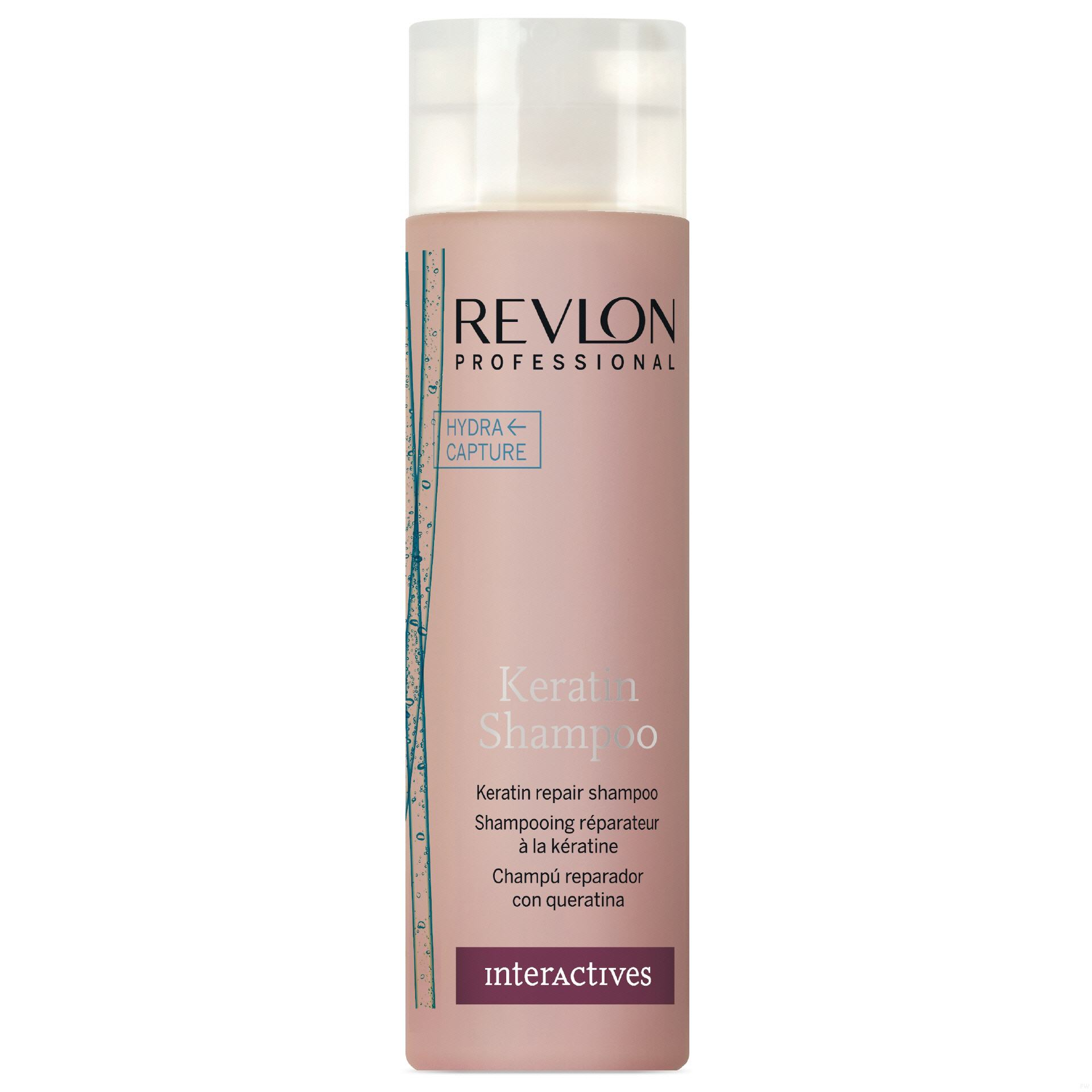 Interactives Keratin Shampoo 250 ml