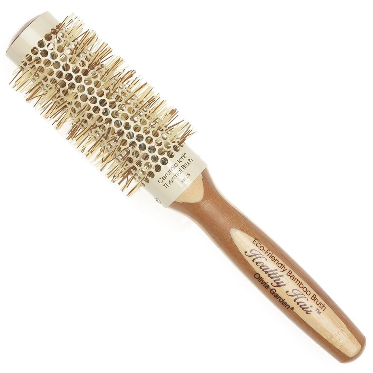 Olivia Garden Eco Friendly Bamboo Brush HH-33