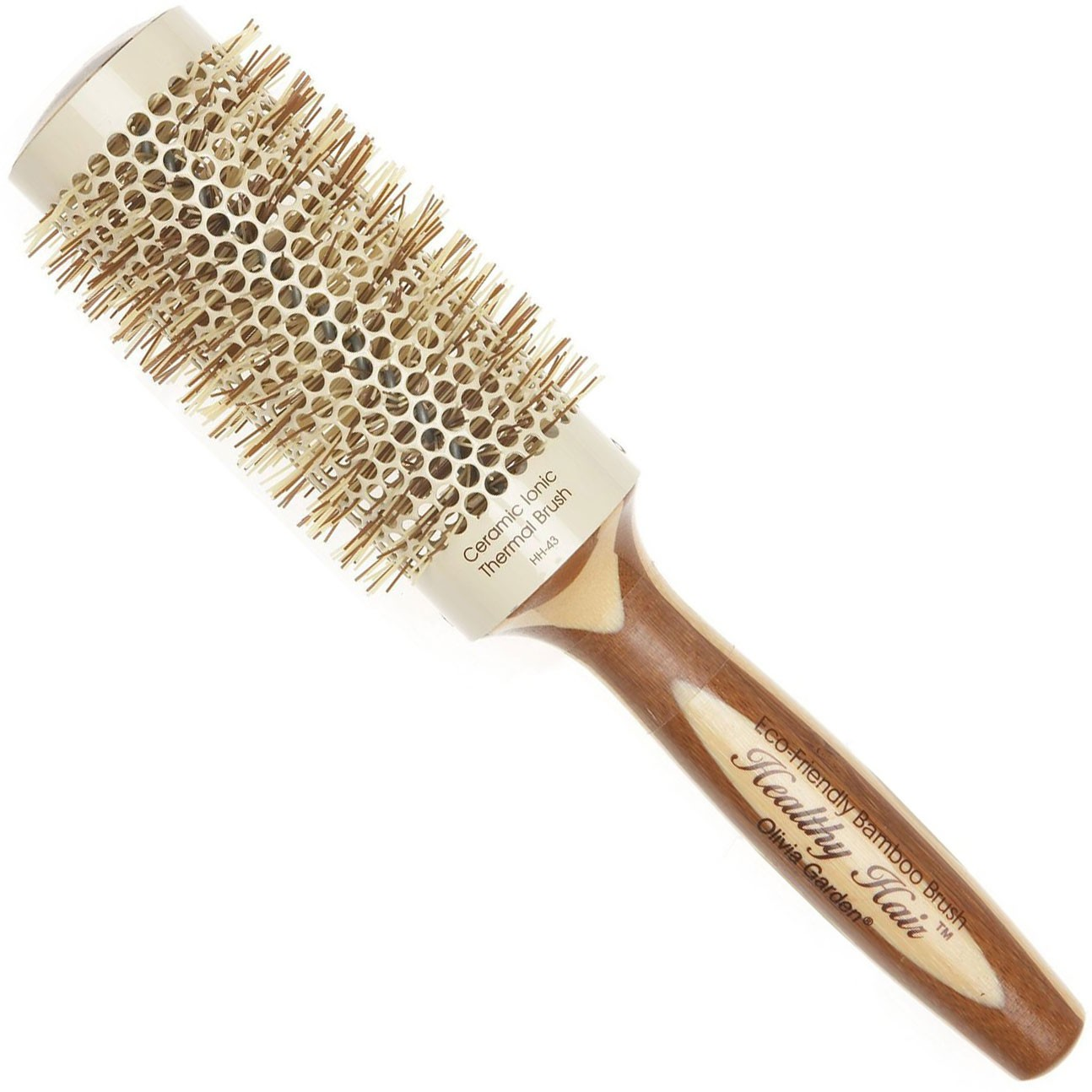 Olivia Garden Eco Friendly Bamboo Brush HH-43