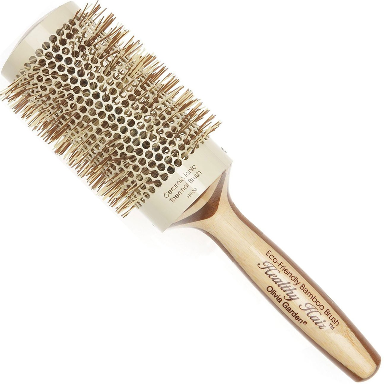 Olivia Garden Eco Friendly Bamboo Brush HH-53