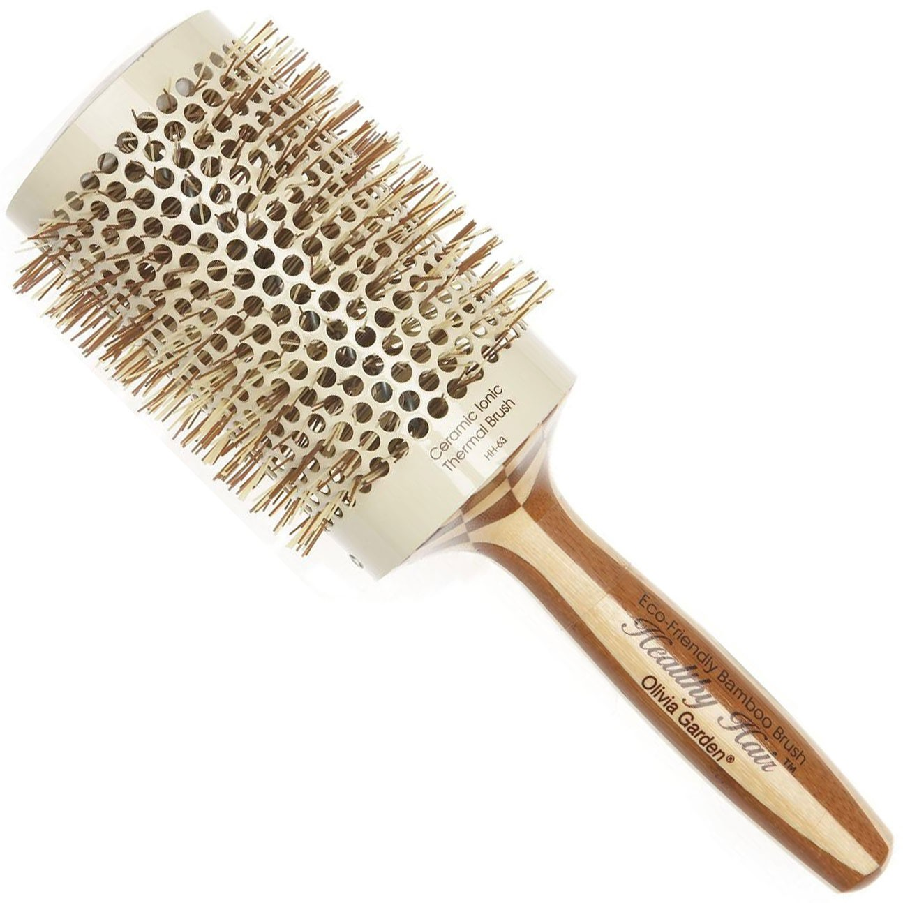 Olivia Garden Eco Friendly Bamboo Brush HH-63