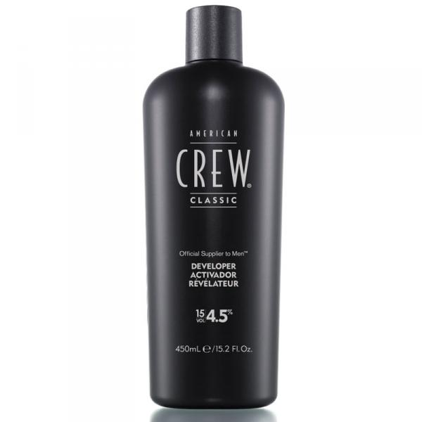 American Crew Precision Blend Developer - előhívó 4,5 % 450 ml