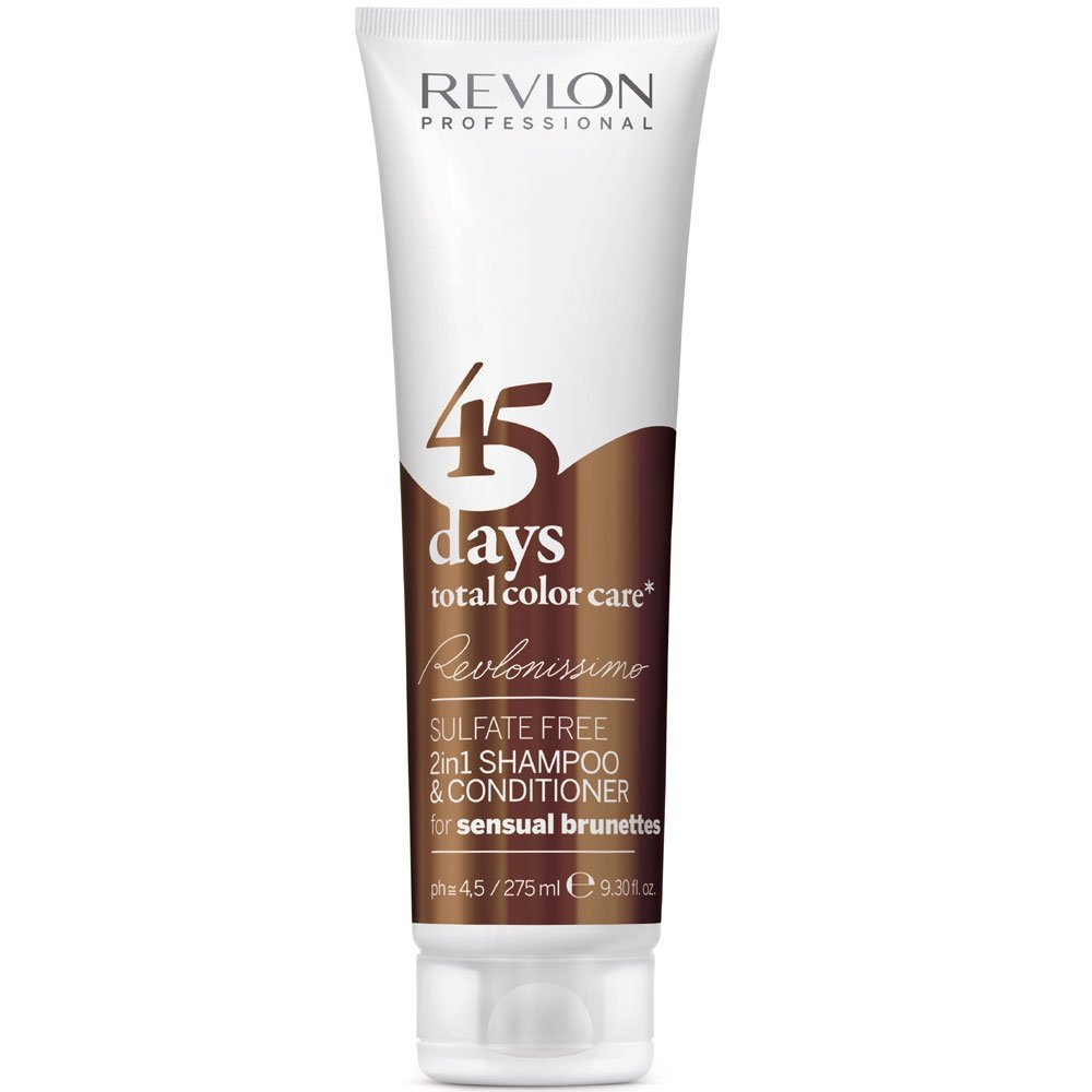 45 days total color care -  sensual brunettes 275 ml
