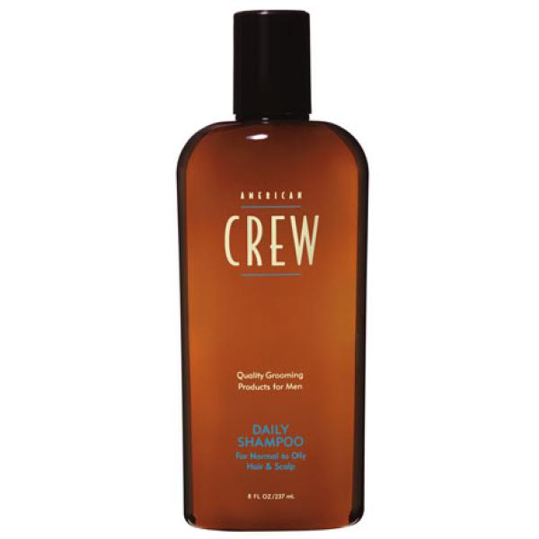 American Crew Daily Shampoo - normál hajra 250 ml