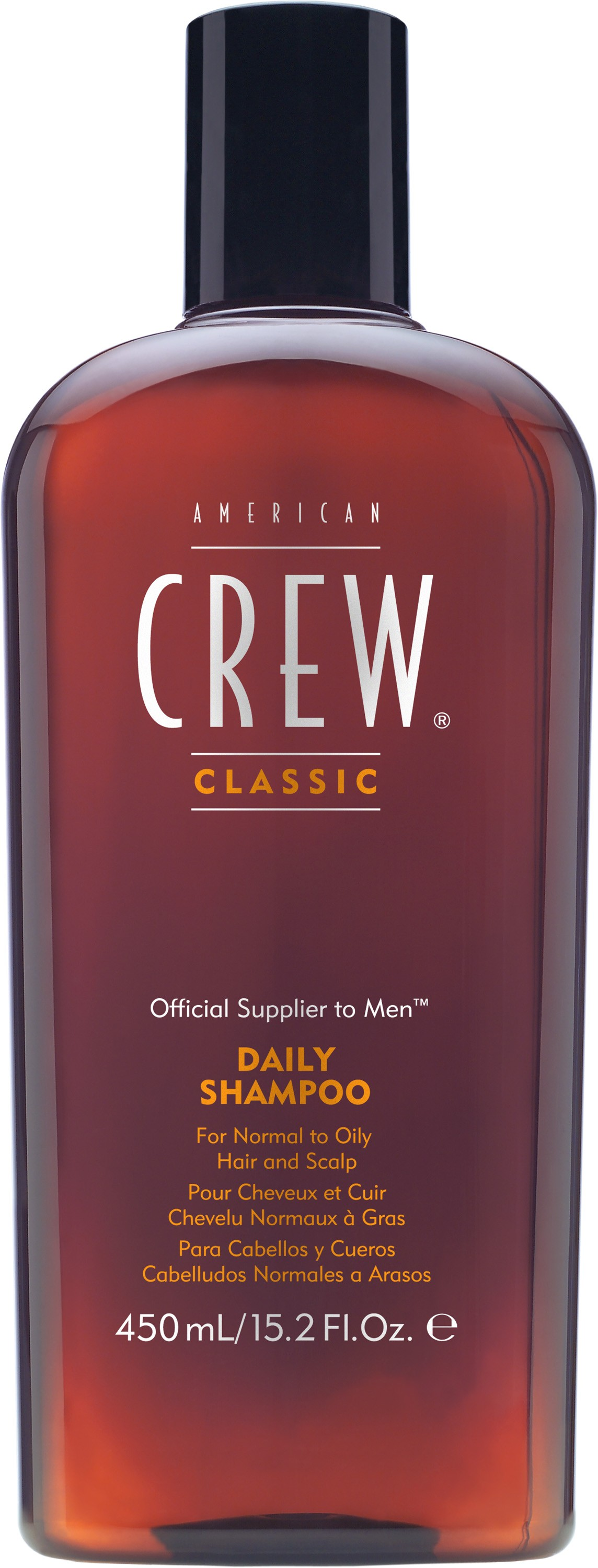 American Crew Daily Shampoo - normál hajra 450 ml