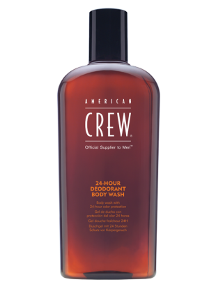 American Crew 24hr Deodorant Body Wash - 24hr tusfürdő 450 ml