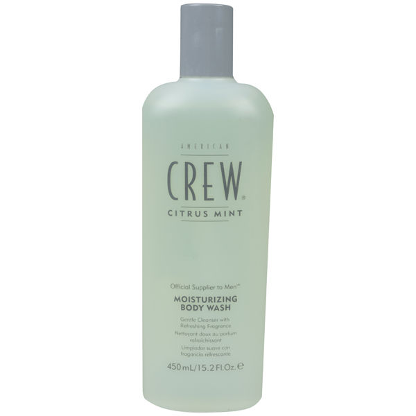 American Crew Citrus Mint Moistturizing Body Wash - tusfürdő 450 ml
