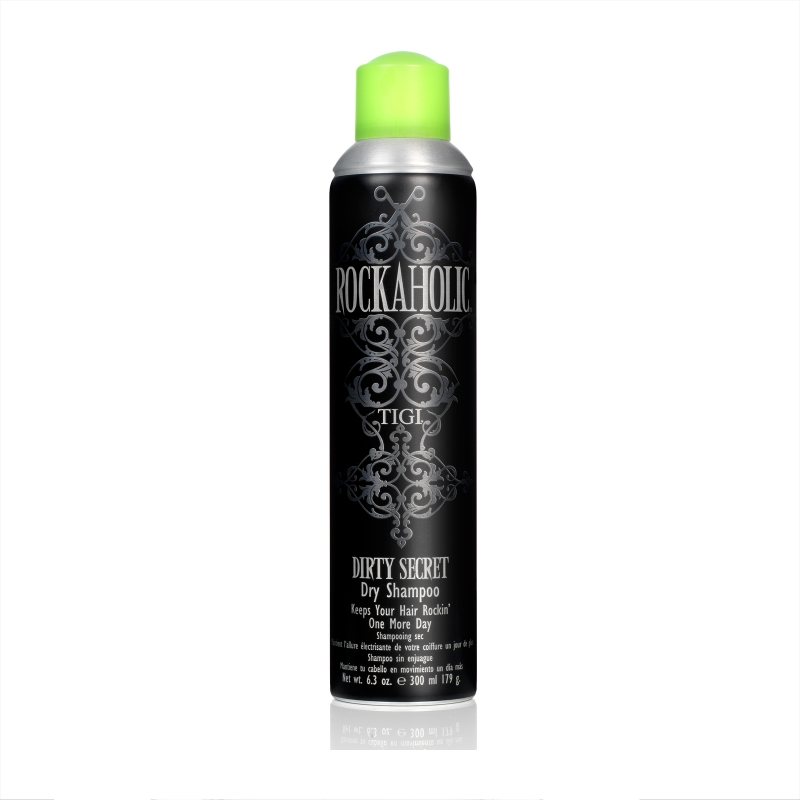 Tigi Rockaholic Dirty Secret 300 ml - Száraz sampon