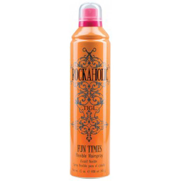 Tigi Rockaholic Fun Times Flexible Hairspray 400 ml