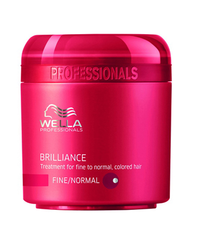 Wella Brilliance Mask Fine 150 ml