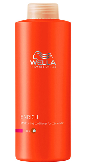 Wella Enrich Conditioner Coarse 1000 ml