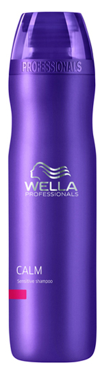 Wella Balance Sensitive Shampoo - Sampon érzékeny fejbőrre 250 ml
