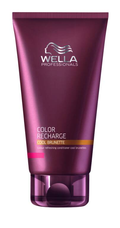 Wella Color Recharge Conditioner Cool Brown - Hideg barna 200 ml