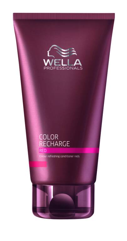 Wella Color Recharge Conditioner Red - Vörös 200 ml