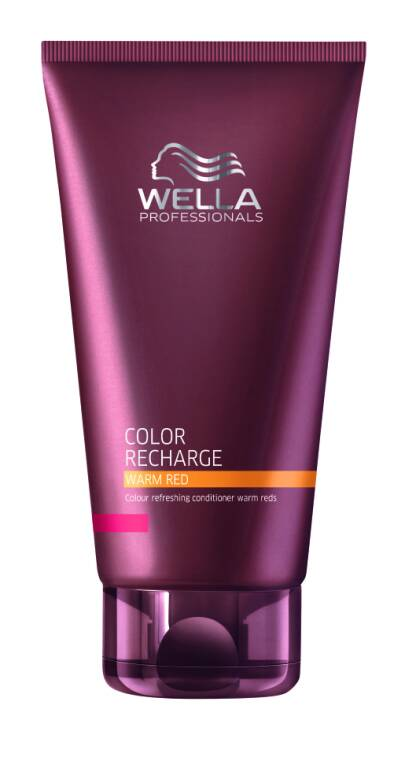 Wella Color Recharge Conditioner Warm Red - Meleg vörös 200 ml