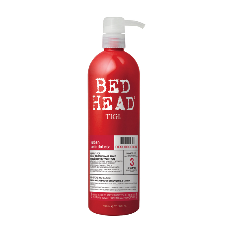 Tigi Bed Head Urban Antidotes Re-Surrection Shampoo 750 ml