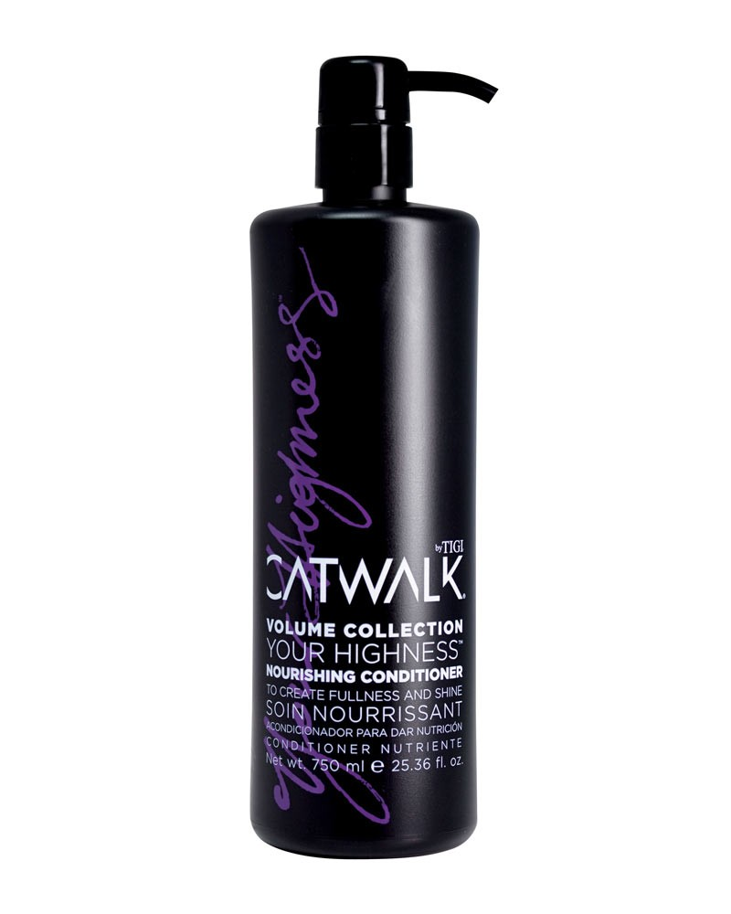 Tigi Catwalk Your Highness Conditioner - Hidratáló kondícionáló 750 ml