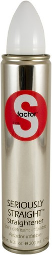 Tigi S-Factor Seriously Straight - Hajformázó spray 200 ml