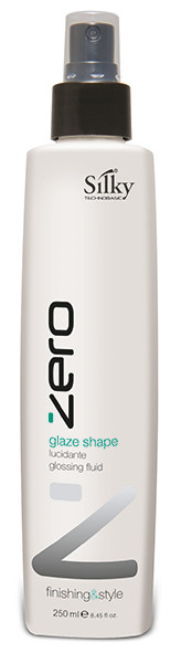 Silky ZERO Glaze Shape Glossing Fluid - Fény spray 250 ml