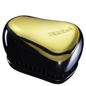 Tangle Teezer Compact Styler Black & Gold