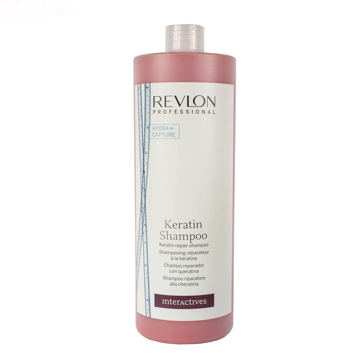 Interactives Keratin Shampoo 1250 ml