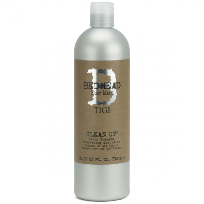 TIGI Bed Head for Men Charge Up kondícionáló vékony szállú ritka hajra 750 ml