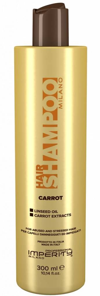 IMPERITY Milano Carrot Hair Shampoo 300 ml