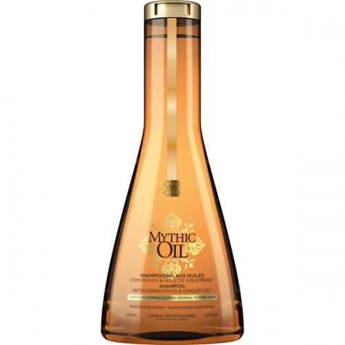 L'ORÉAL Mythic Oil Shampoo - Normal To Fine Hair 250 ml