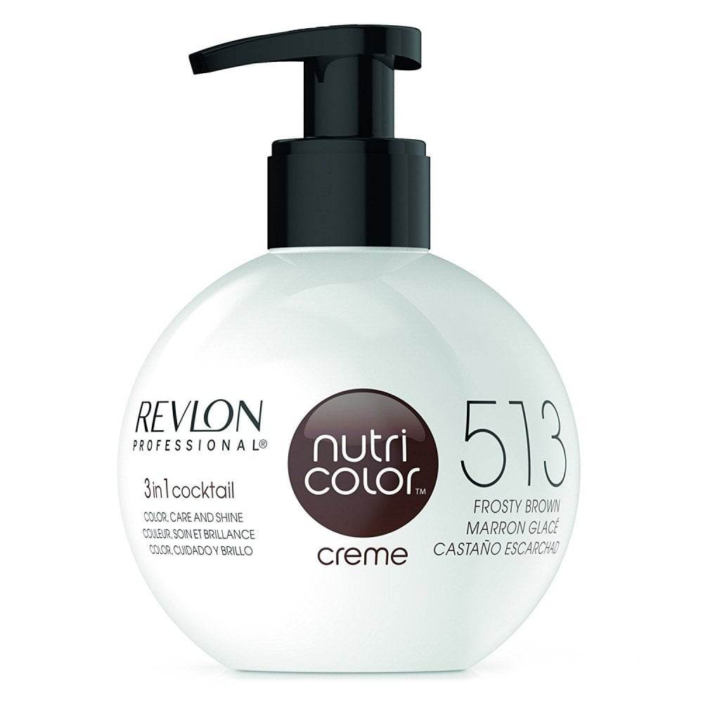 Nutri Color Creme 513 Deep Chestnut 270 ml