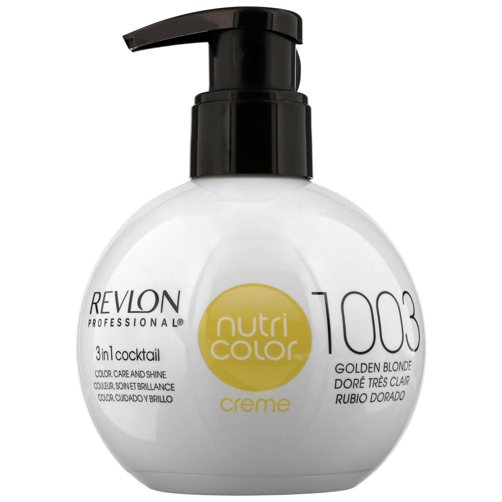 Nutri Color Creme 1003 Golden Blonde 270 ml