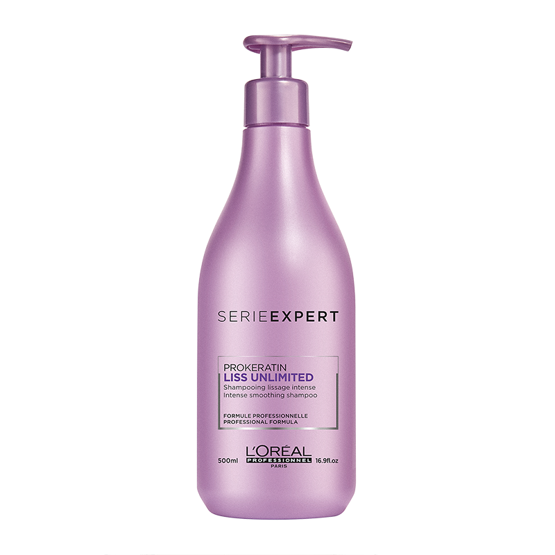L'ORÉAL Série Expert Prokeratin Liss Unlimited Intense Smoothing Shampoo 500 ml