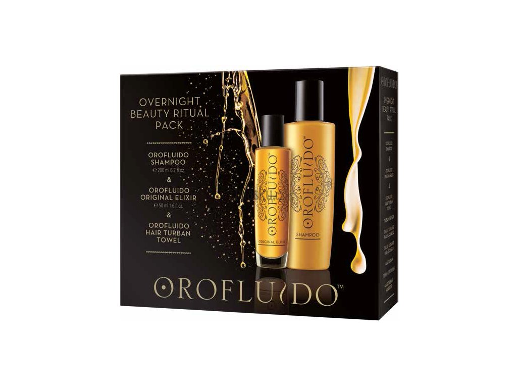 Orofluido Overnight Beauty Ritual Pack
