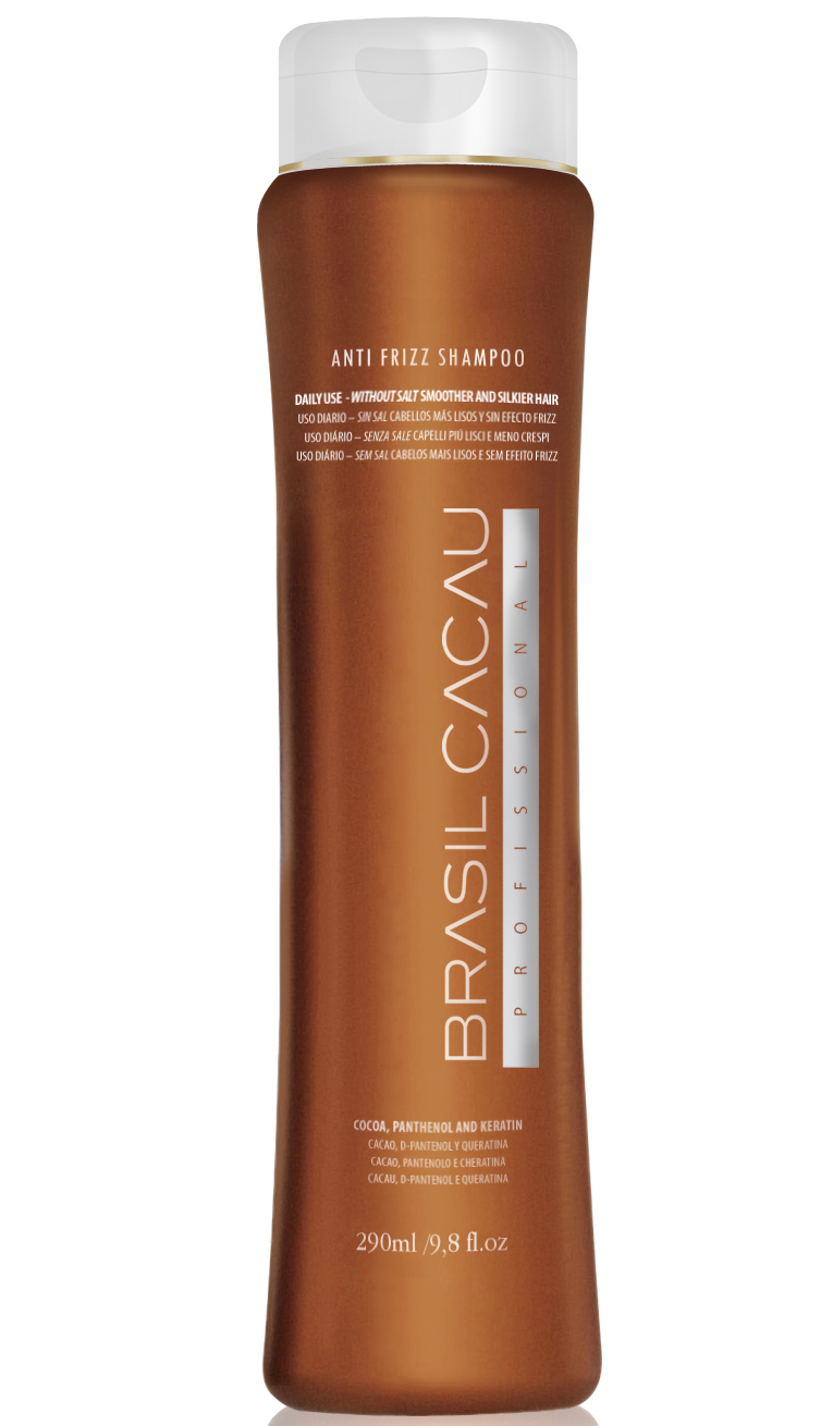 Brasil Cacau Anti Frizz Shampoo 300 ml