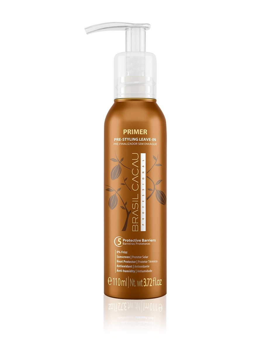 Brasil Cacau Primer Pre-Styling Leave-In 110 ml