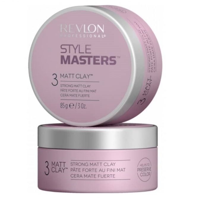 Revlon Professional Style Masters Matt Clay 85 ml