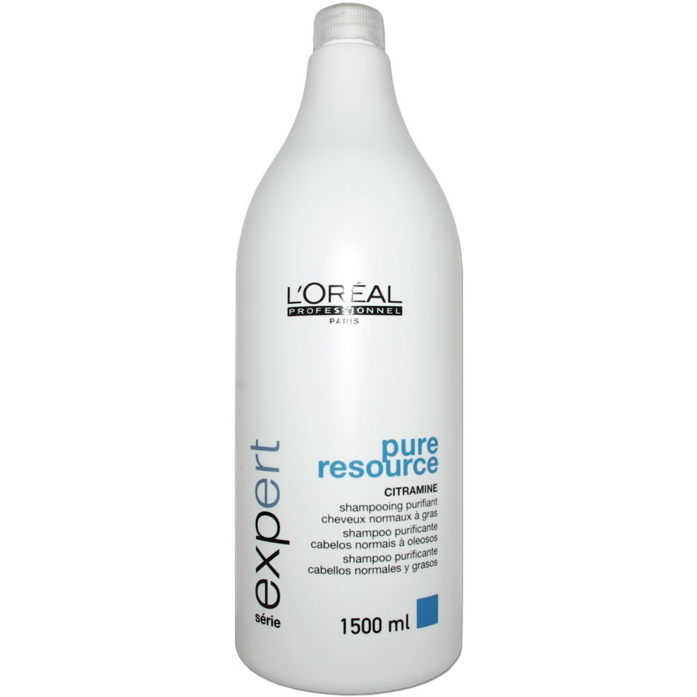 L'ORÉAL Professionnel Série Expert Pure Resource Shampoo with Citramine 1500 ml