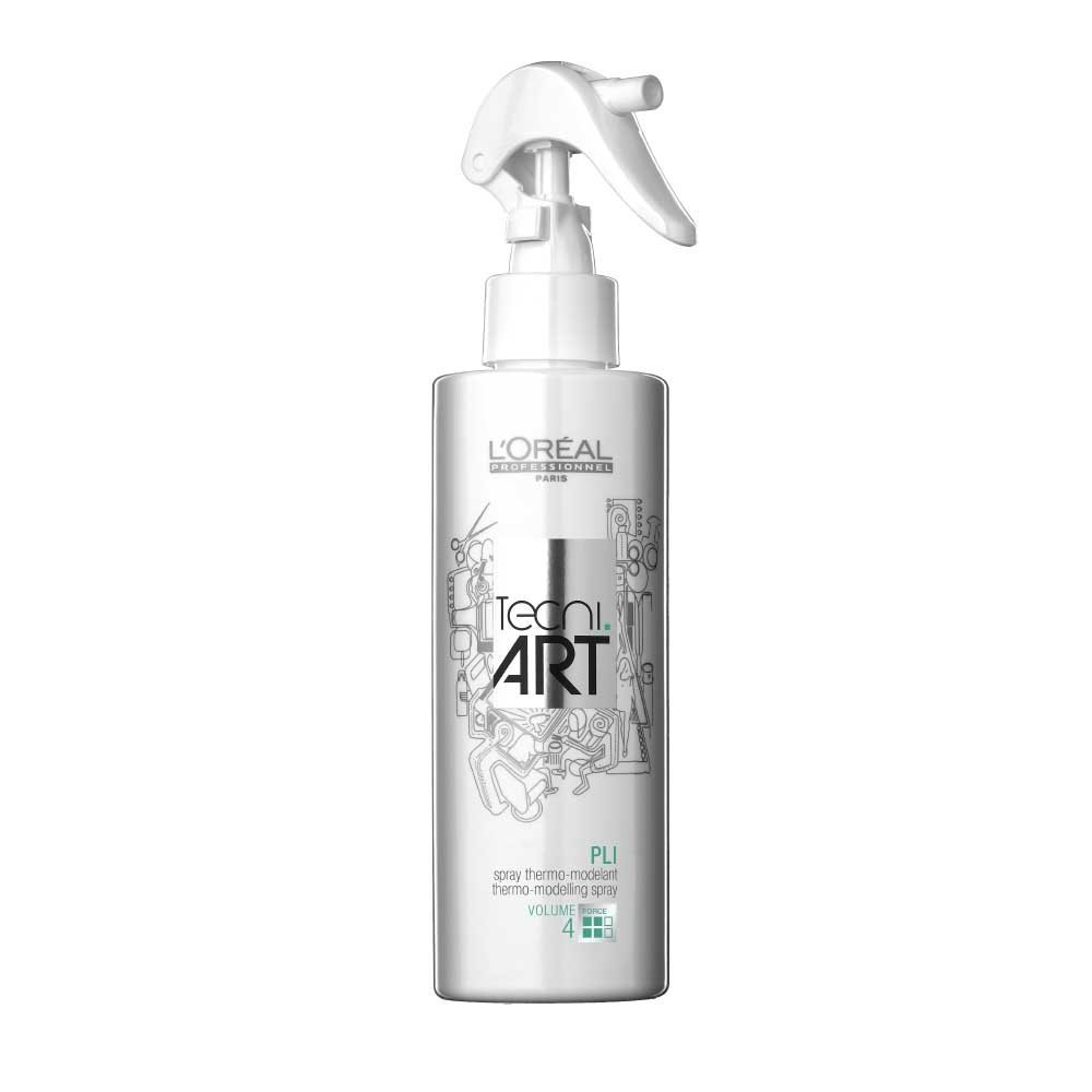 L'ORÉAL Professionnel Tecni Art Volume Pli Thermo-Modelling Spray Force 4 200 ml