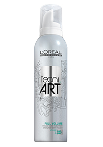 L'ORÉAL Professionnel Tecni Art Full Volume Strong Mousse Force 4 250 ml