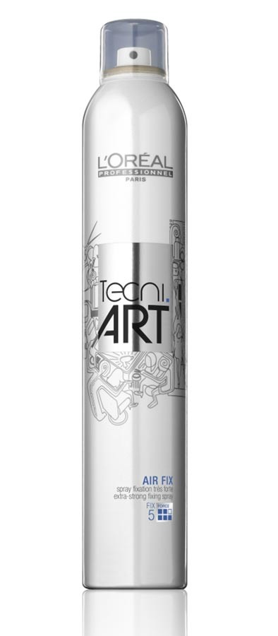 L'Oréal Professionnel Tecni Art Air Fix Spray Force 5 Anti-Static 400 ml