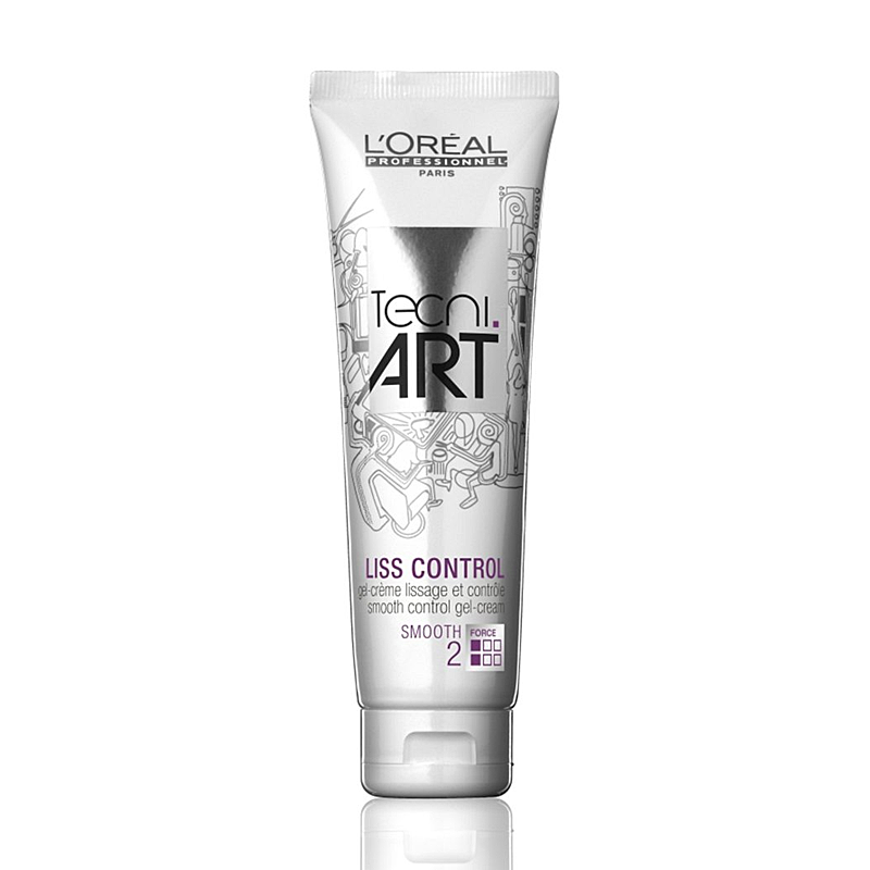 L'ORÉAL Professionnel Tecni Art Liss Control Smooth C. Gel-Cream Force 2 150 ml